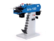 Abrasive band grinding machines