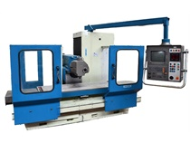Bed milling machines with moving table & CNC