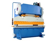 Mechanical press brakes