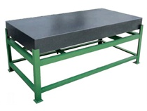 Surface plates (Floorplates) & Mesuringtables