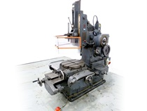 Vertical slotting machines