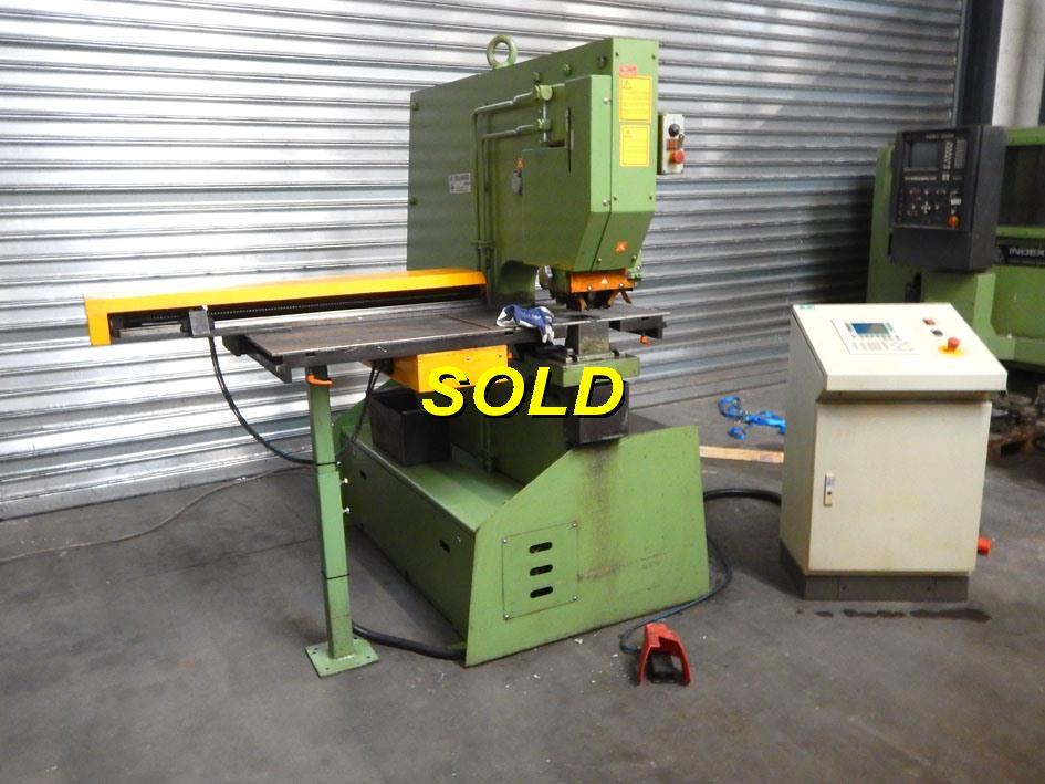 2 me main peddinghaus 100 ton cnc n 10024 for 2eme main machine a coudre