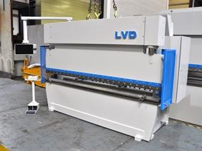 LVD PPNMZ 80 ton x 3100 mm CNC, Hydraulic press brakes