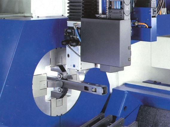 Trumpf Tubematic, 2700 Watt