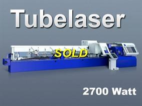 Trumpf Tubematic 2700 Watt, Laser cutting machines