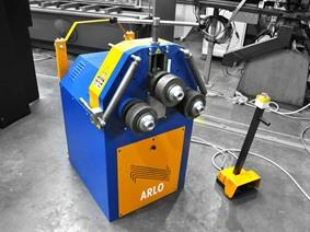 Arlo P50, Hor+Vert profilemachines, section bending rolls & seam makingmachines