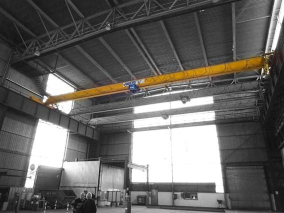 Abus 5 ton x 25 740 mm, Conveyors, Overhead Travelling Crane, Jig Cranes