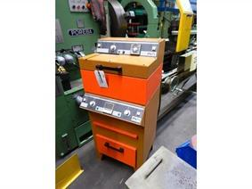 Polimero A4, Lappingmachines & Polish machines