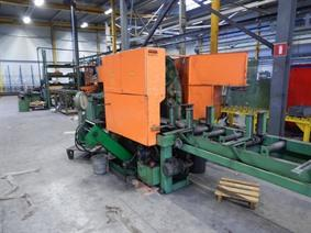 Kasto SSB260VA, Band sawing machines