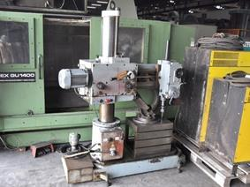 Carimati Mk3, Radial drilling machines
