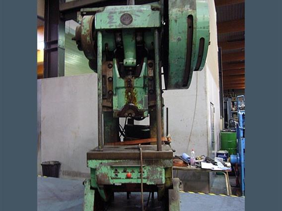 Small 63 ton, Open gap eccentric presses