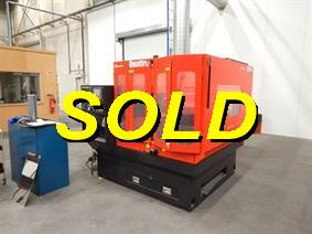 Amada Quattro laser 1250 x 1250 mm, Laser cutting machines