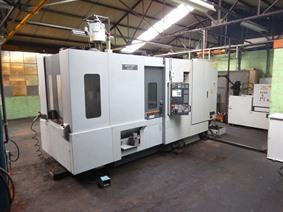 Mori Seiki NH5000/50 2 pallets / 500 x 500 mm, Centres d'usinage horizontaux