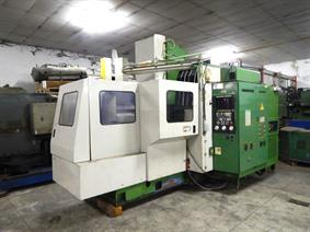 Mazak AJV-35/60 X: 1500 - Y: 800 - Z: 708 mm, Vertical machining centers