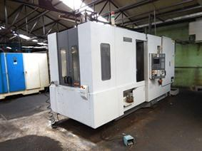 Mori Seiki NH5000/50 2 pallets / 500 x 500 mm, Horizontale bewerkingscentra conventioneel & CNC