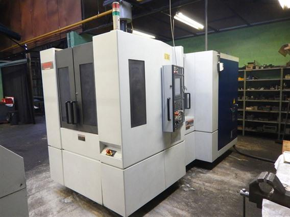 Mori Seiki NH4000 DSG, 2 pallets / 400 x 400 mm
