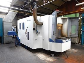 Mori Seiki SH-50 2 pallets / 500 x 500 mm, Horizontale bewerkingscentra conventioneel & CNC