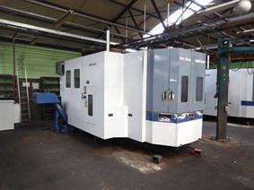 Mori Seiki SH-500 3 pallets / 500 x 500 mm, Horizontal machining centers