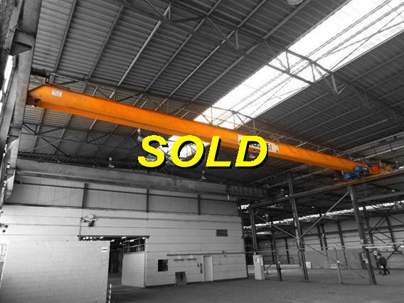 Abus 5 ton x 19 900 mm, Conveyors, Overhead Travelling Crane, Jig Cranes