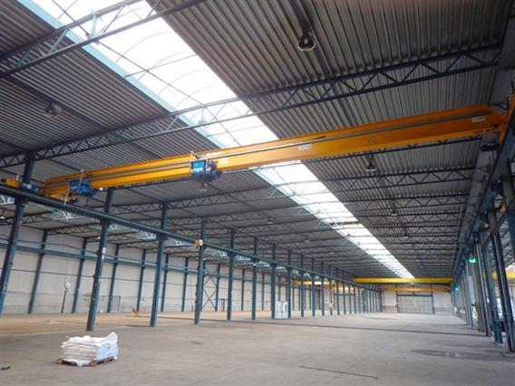 Abus 3,2 + 3,2 ton x 19 150 mm, Conveyors, Overhead Travelling Crane, Jig Cranes
