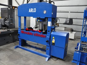Arlo 200 ton / 1570 Vario, Garage press machines