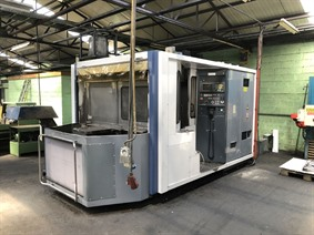 Mori Seiki MH-50 2 pallets / 500 x 500 mm, Horizontal machining centers