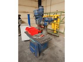 ZM Rapid radial drill, Radial drilling machines