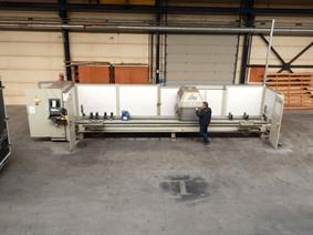 Emmegi Comet Pendolare 7 meter, Bed milling machine with moving column & CNC