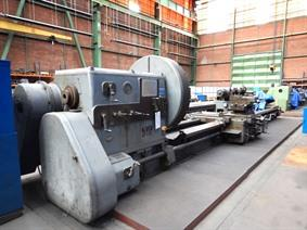 VDF E16 Ø 1800 x 8000 mm, Centre lathes