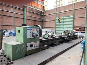 Merli Clovis Ø 1300 x 10 000 mm, Centre lathes