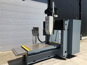 Bergonzi Synthesis X: 2000 - Y: 1100 - Z: 450 mm, Coordinate boring & milling machines