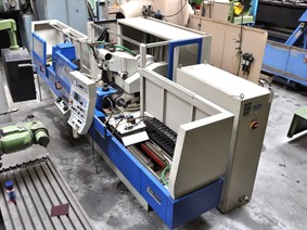 Cetos Ø 320 x 1500 mm NC, Cylindrical grinders