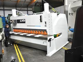 LVD MVS 3100 x 13 mm, Hydraulic guillotine shears