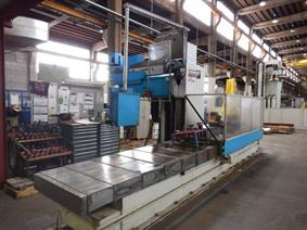 Butler Elgamill X: 3000 - Y: 1670  - Z: 1050 mm, Bed milling machines with moving table & CNC