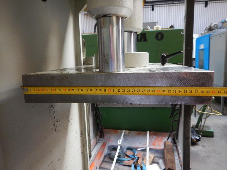 Stenhoj - 40 ton | Open gap presses, N° 10215