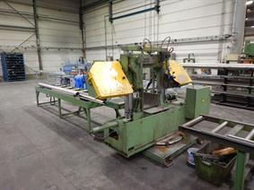 Behringer HBP 340, Band sawing machines