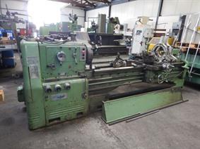 Sculfort Ø 560 x 2000 mm, Centre lathes
