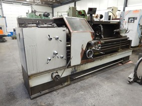 Mondial Ø 520 x 2000 mm, Centre lathes