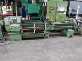 VDF  Boehringer Ø 440 x 2500 mm, Centre lathes