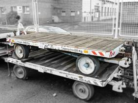 Loading cart 5 ton, Transportmitteln (reinigung - Hubstapler etc)