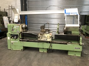 Demoor Ø 540 x 2000 mm, Centre lathes