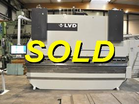LVD PPEB 200 ton x 4100 mm CNC, Hydraulic press brakes