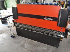 Amada STPC 200 ton x 4100 mm CNC, Hydraulic press brakes