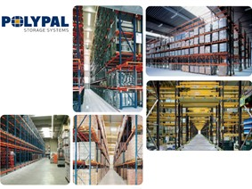 Polypal Rollforming line for pallet racks (3), Decoiling + / or Roll forminglines