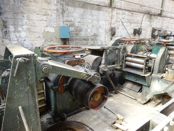 Ilma slitting line, 420 x 2,5 mm