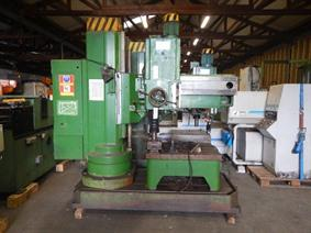 Mas VO50 Mk5, Radial drilling machines