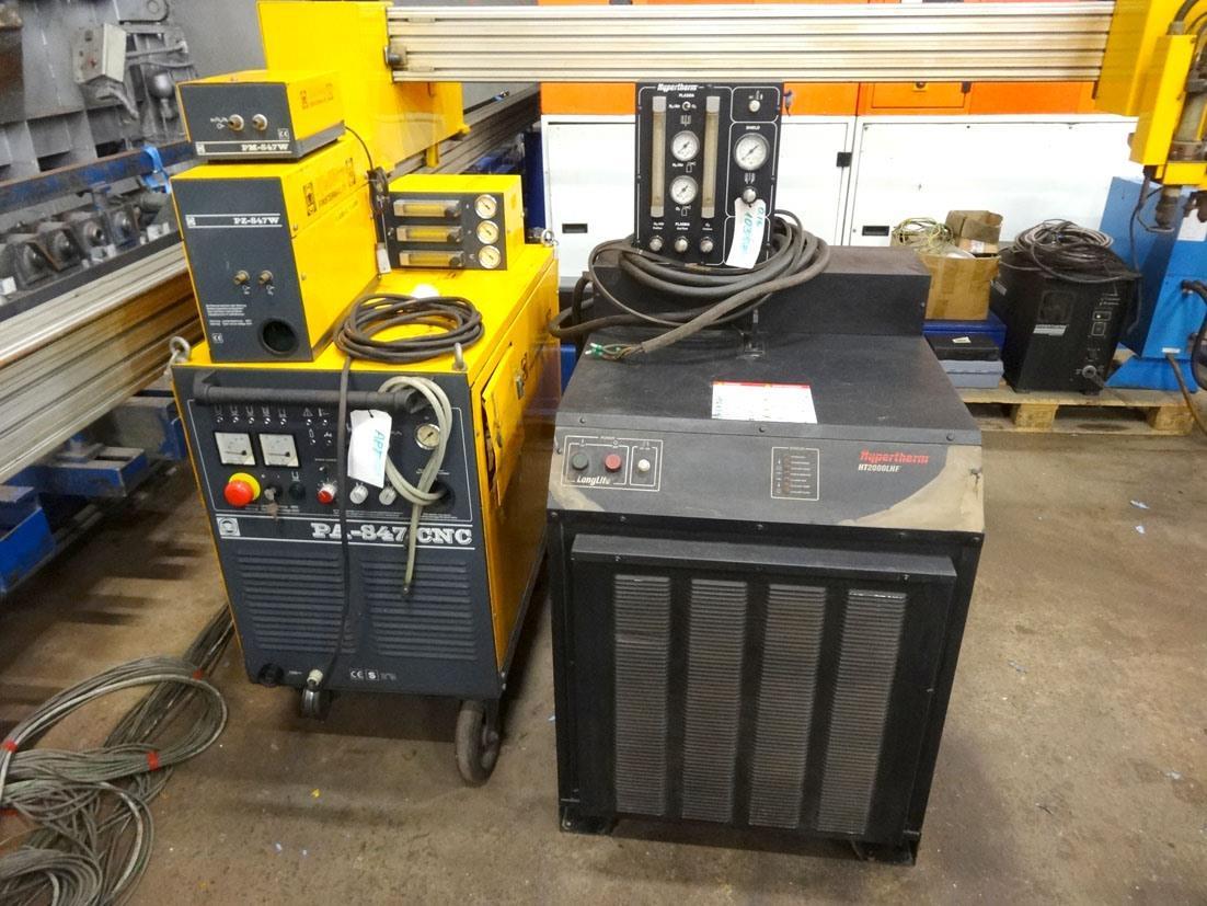MicroStep - 7000 x 3000 mm | Gas cuttingmachines (gas + plasma), N