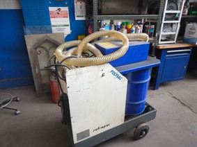 Polyvac oil and chip seperator, Varia