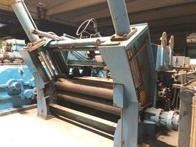 WMW Roller leveler - metal flattening machine, Decoiling + / or Roll forminglines