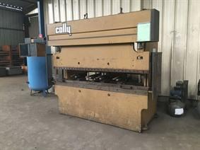Colly 63 ton x 2500 mm CNC, Hydraulic press brakes